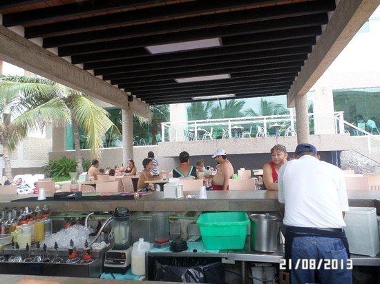 Hotel Villa Varadero : Bar