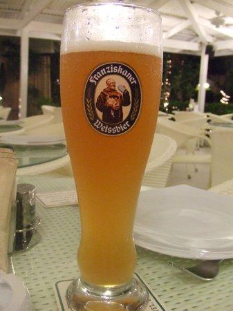 K-Hotel Restaurant and Beer Garden: Draft Wheatbeer