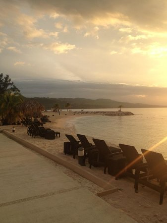 Secrets St. James Montego Bay: Such a beautiful view! #nofilter