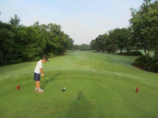 Disney's Oak Trail Golf Course: Oak Trail 1st