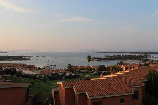 Villaggio Marineledda : panorama del villaggio