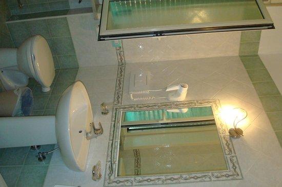 La Casa d'Amare : baño