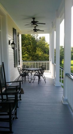 Woodland Plantation - A Country Inn: The Overseer's House