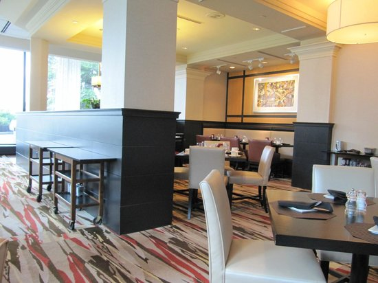 Pittsburgh Marriott City Center : The restaurant