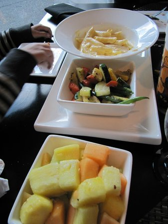 Pittsburgh Marriott City Center: Kid's meal...