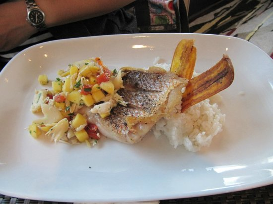 Pittsburgh Marriott City Center : This dish was cooked really well
