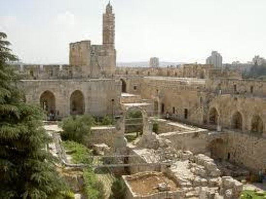 City of David Segway: Cidade de Davi