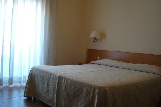 Plaza Hotel: Nuestra habitación