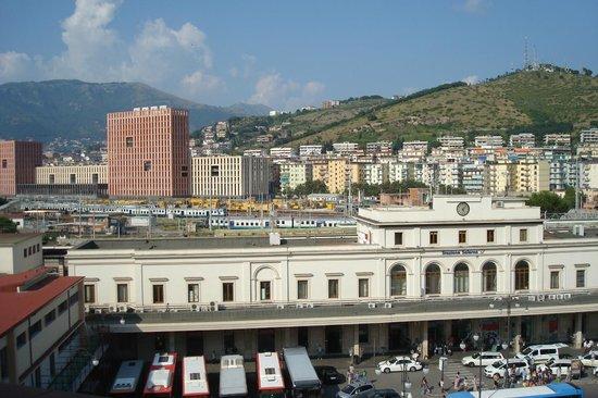 Plaza Hotel: vista desde nuestro balcón
