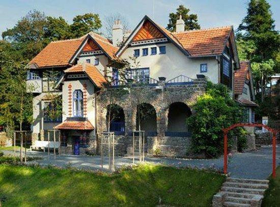 Brno, Republika Czeska: Jurkovic Villa