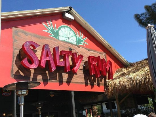 The Salty Rim Grill: Salty Rim Grill