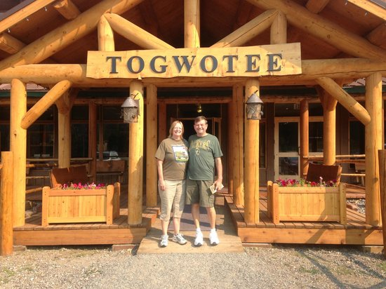 Togwotee Mountain Lodge : Lodge