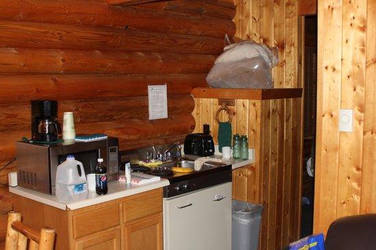 Togwotee Mountain Lodge : Kitchen