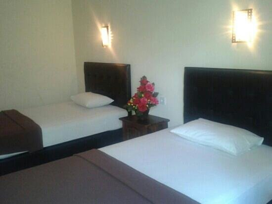 Waringin Homestay: twin superior room