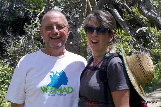Empty Nest Bed and Breakfast: Your hosts Tim and Jane