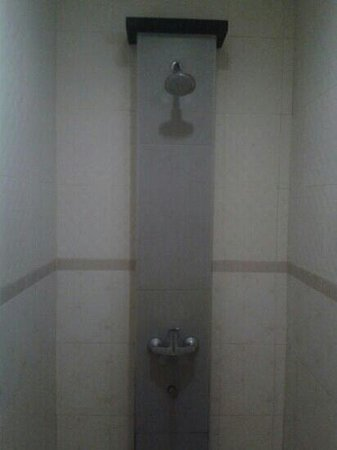 Waringin Homestay: shower of superior room