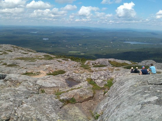 Little River Bed and Breakfast: View from summit of Mt. Monadnock