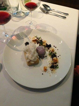 Il Bacaro Cucina e Bar: Heavenly Agave cheesecake