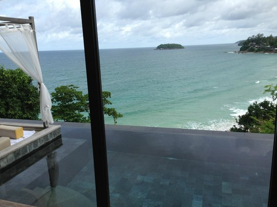 The Shore at Katathani: View from our own private pool