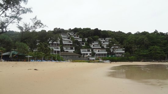 The Shore at Katathani: The mountain-side pool villas
