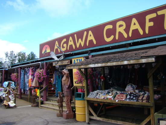 Batchawana Bay, Canada: Agawa Crafts