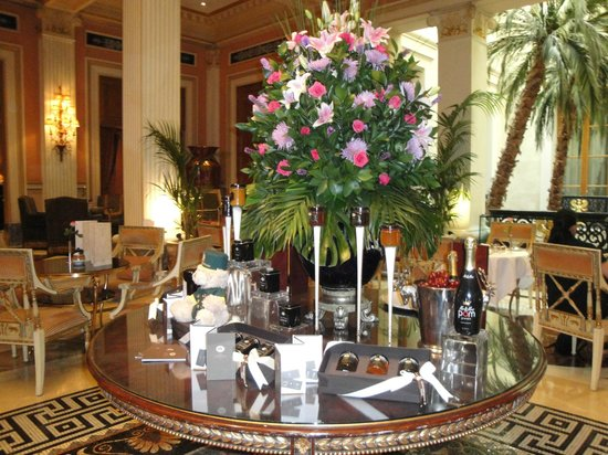Hotel Grande Bretagne, A Luxury Collection Hotel: Lobby