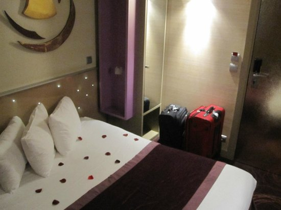 The Five Hotel: Room