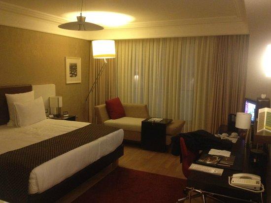 The Sofa Hotel Room