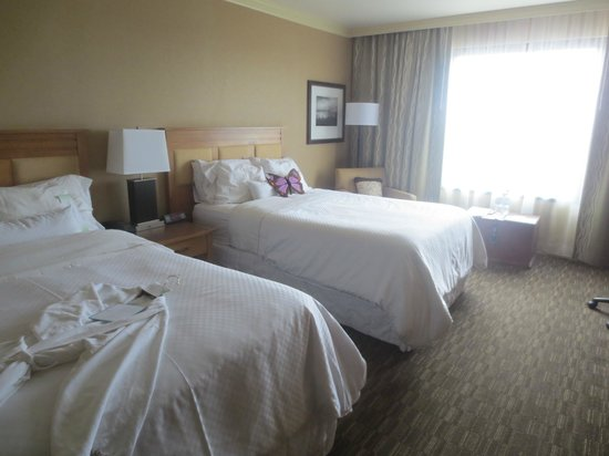 The Westin Westminster: Double beds