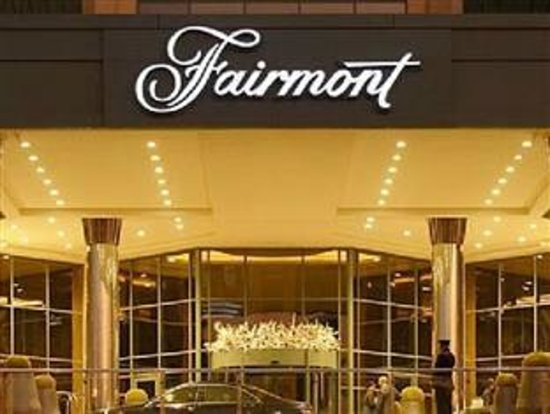 Fairmont Cairo, Nile City : Hotel for business