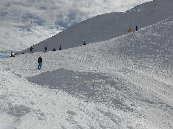 Coronet Peak: Ski Area Coronet