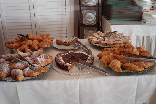 Hotel Kalura : Desayuno