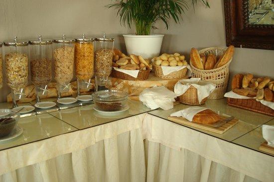 Hotel Kalura : Desayuno espectacular