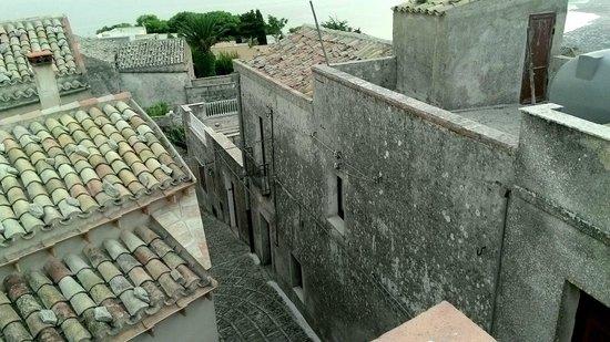 Hotel San Domenico : City from balcony