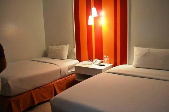 Escario Central Hotel: beds