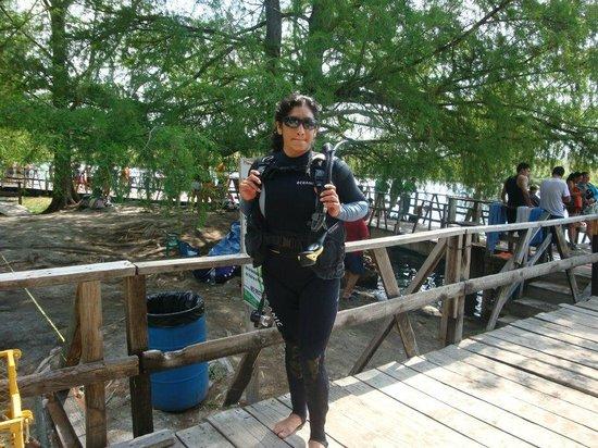 Media Luna School of Diving: UNA EXPERIENCIA ÚNICA