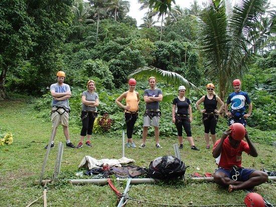 Edge Vanuatu: Safety briefing