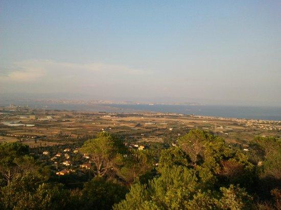 Villa Patrizia sul lago : Depuis l Observatoire