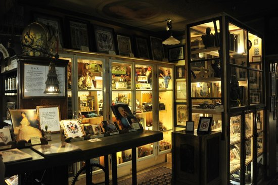 Parcines, إيطاليا: Museo Imperiale e Bad Egart