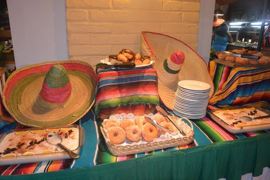 Hacienda Buenaventura Hotel & Mexican Charm All Inclusive: Mexican Theme Dinner