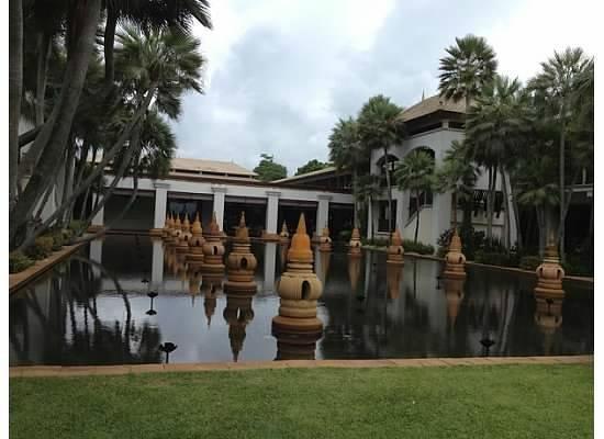 Marriott's Phuket Beach Club: Reflection pool