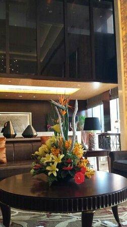 Oakwood Premier Guangzhou: reception