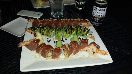 Shoga Sushi Bar: best sushi