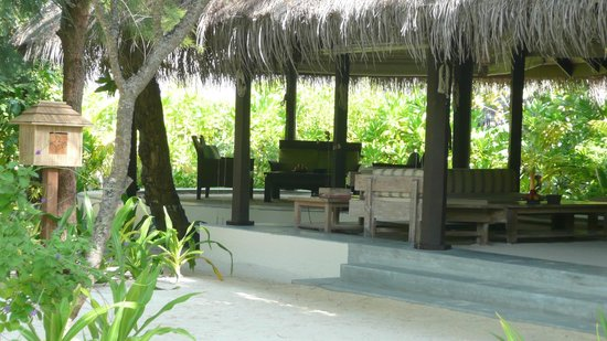 Coco Bodu Hithi: Loved the open air feel.