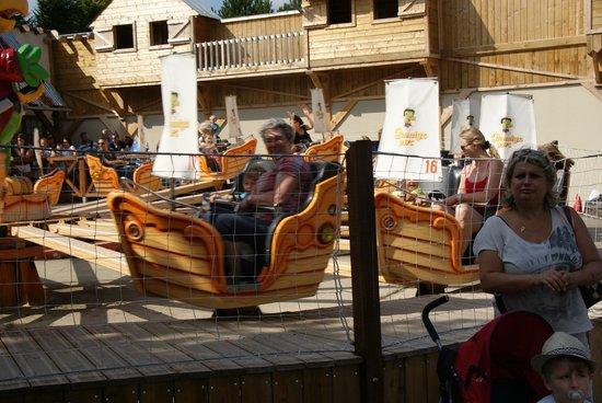 Dennlys Parc : Bateaux pirate