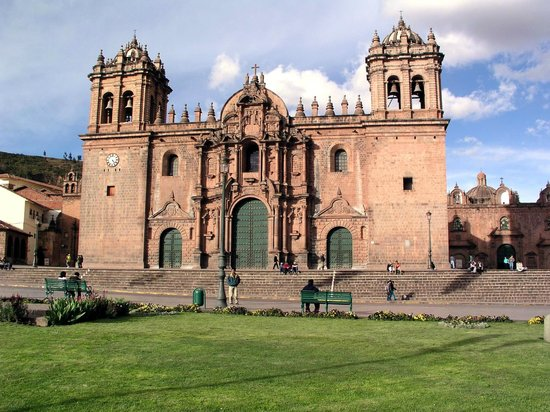 Discovering Peru Travel - Day Tours: Catedral Cusco