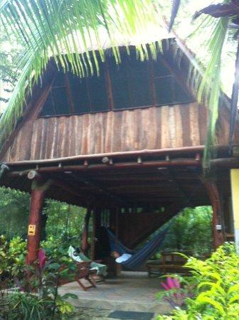 Giardino Tropicale : Habitación cabaña