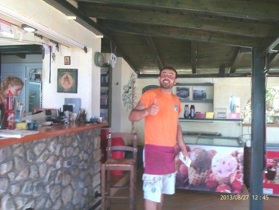 Angeliki Beach Hotel : Αντρέα...ένα mojito please
