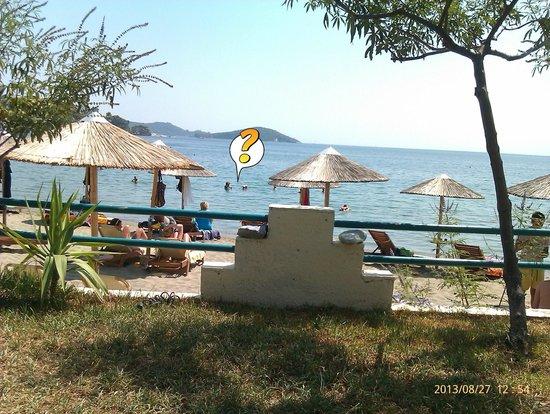 Angeliki Beach Hotel : Ξεχασμένοι στη...θαλασσα