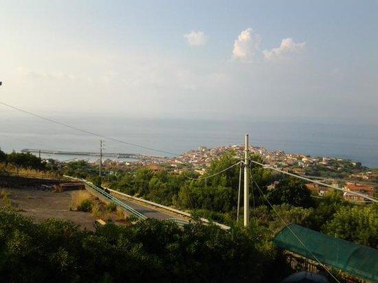 Casa Vacanze Villa Arcangelo : panorama